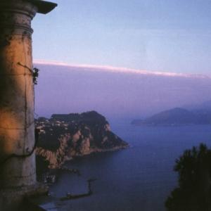 Villa San Michele/Capri Nutid